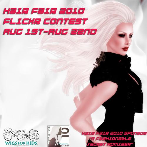 Hair Fair Flickr Contest