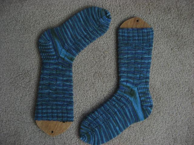 Bricker Socks
