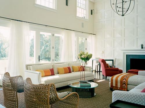 Ellen Hamilton casual living room