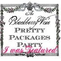 I Was Featured Pretty Packages Party