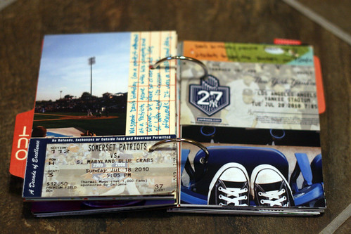 #15: go to as many baseball games as possible