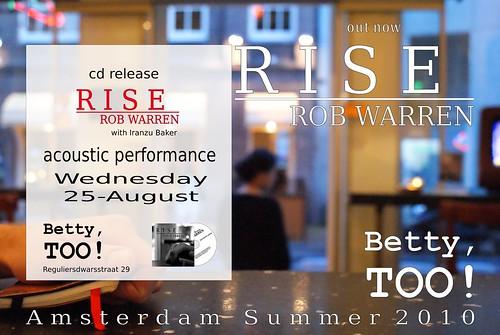 R-warren-rise-performance poster