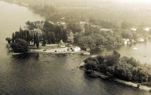 Oak Orchard Harbor Air 1940s