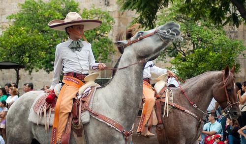 Charro y Caballo