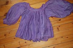 Purple summer shirt