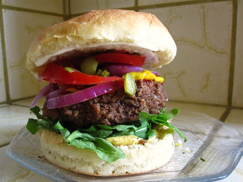 veg superburger