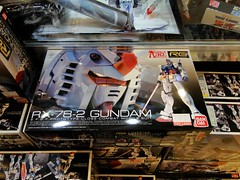 GUNDAM RX-78-2 RG 版
