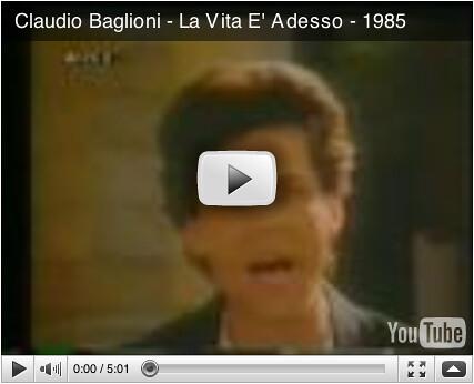 Claudio Baglioni - La vita è adesso.png