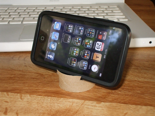 iPod stand - 1