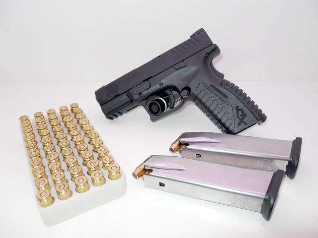 springfield armory xdm 3.8 .40 caliber (3)