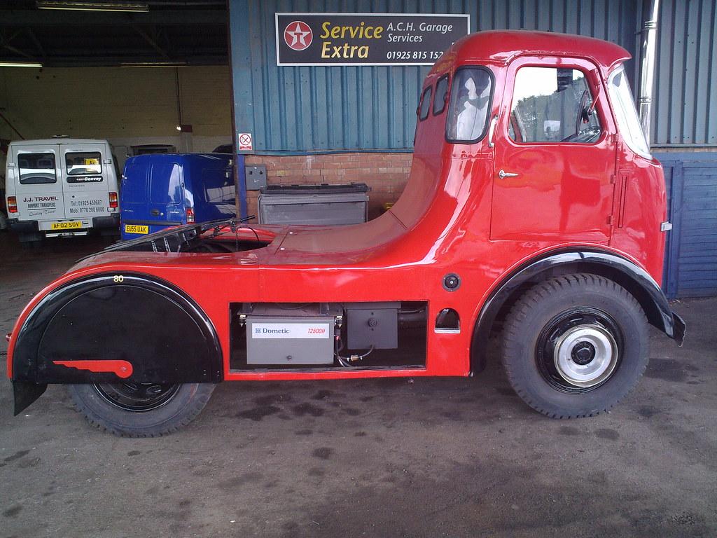 GPO Electric Truck
