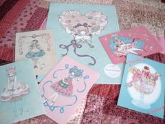 Imai Kira Postcards