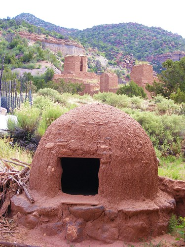 Picture from Guisewa Pueblo In New Mexico