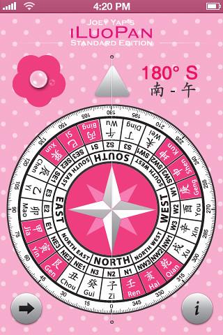 iLuoPan - theme 02 - Hello Kitty