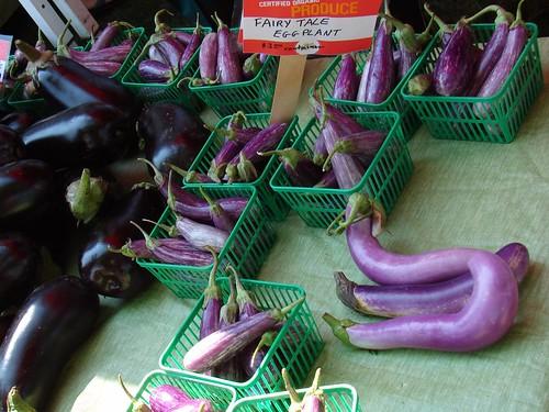 abundant eggplant