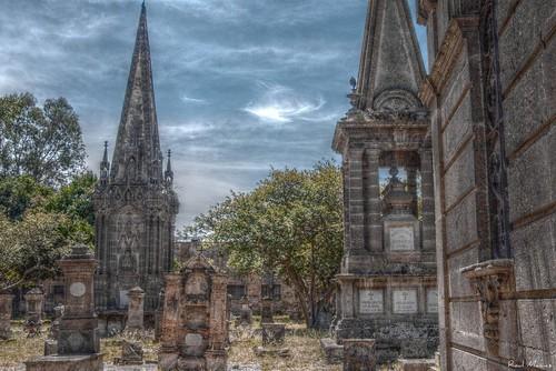 Tumbas Panteon de Belen