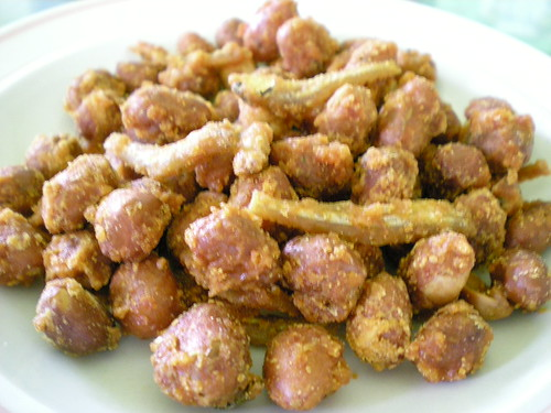 Spicy coated peanuts 2