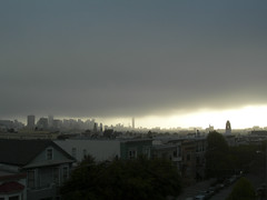 July in San Francisco