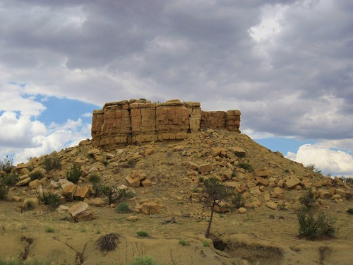 Picture from Acoma Pueblo, New Mexico