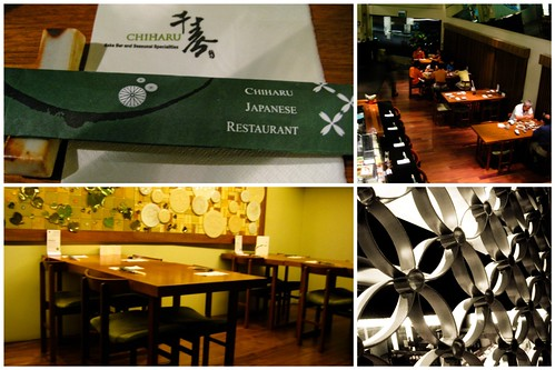 chiharu Jap restaurant