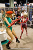 """Cammy vs Anime character SDCC 2010 • <a style=""""font-size:0.8em;"""" href=""""http://www.flickr.com/photos/33121778@N02/4828059875/"""" target=""""_blank"""">View on Flickr</a>"""