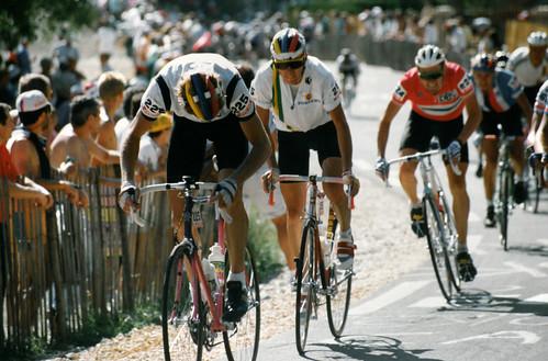 World Championships Professional Road Race 1989, Chambéry, France