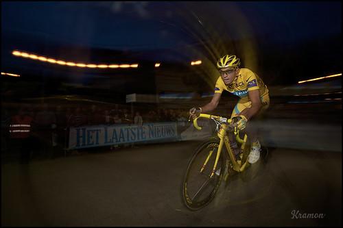 Alberto Contador por Kristof Ramon
