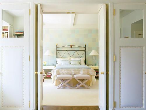 Ellen Hamilton pastel bedroom