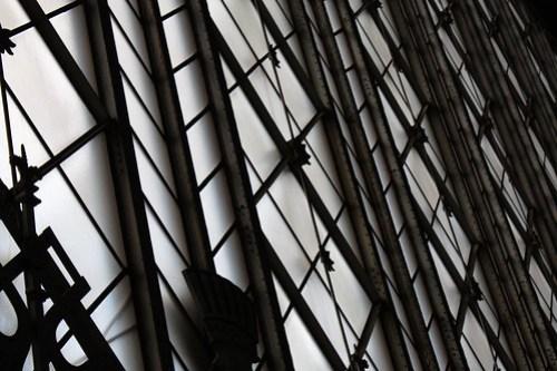 Di vetro e metallo