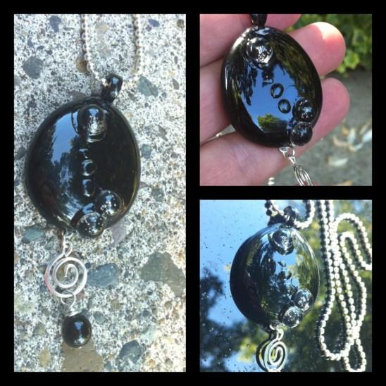 New beach inspired pendant