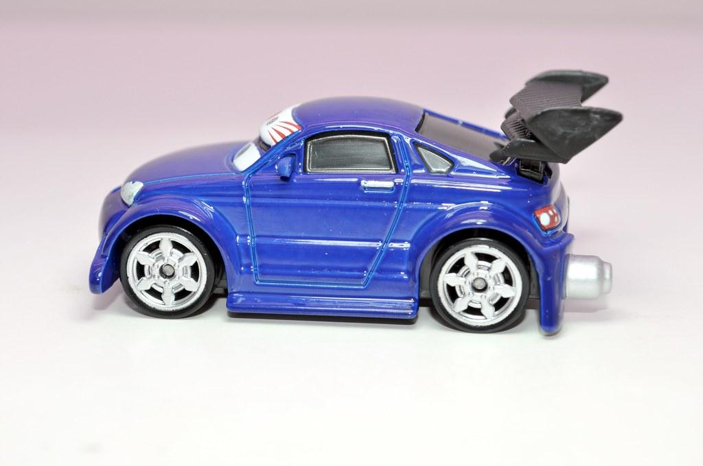 disney cars tokyo mater kobuto ninja (6)