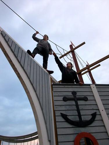 Adventureward Ahoy!