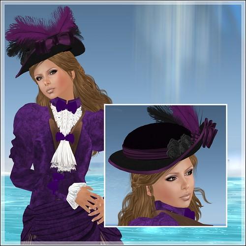 Hatpins - Lady Yolande