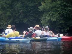 Float Bubbas on Kayaks