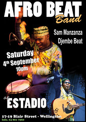 Afro Beat Band - Estadio