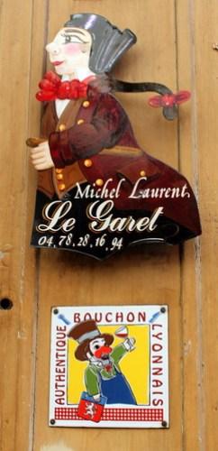 Le Garet, Lyon
