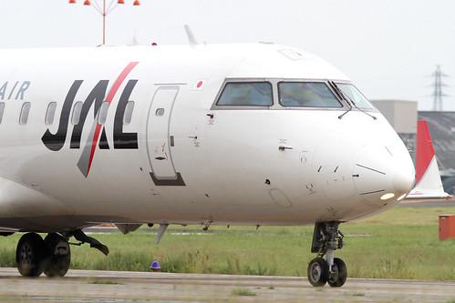 JAL CRJ-200ER(JA204J)