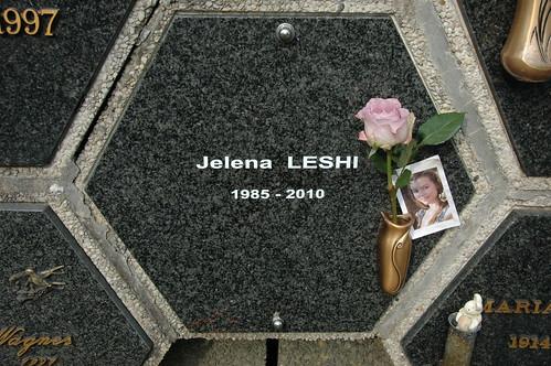 In nagedachtenis aan Jelena