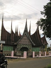 Traditional Mingkanbau House