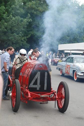 Fiat S74 Grand Prix 1911 14.2-litre 4-Cylinder