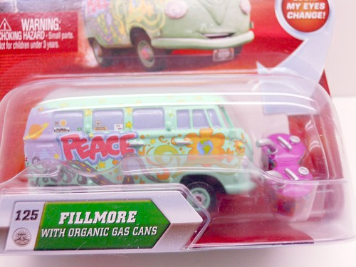 disney cars chase filmore with organic gas cans (2)