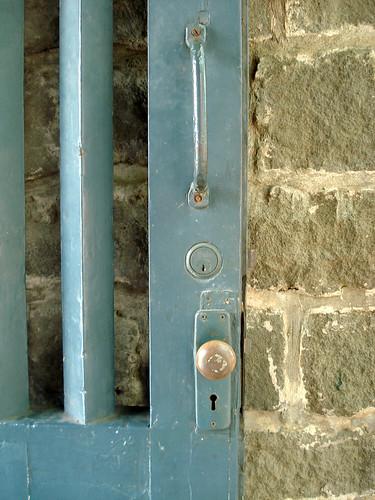Fort San Domingo doorknob