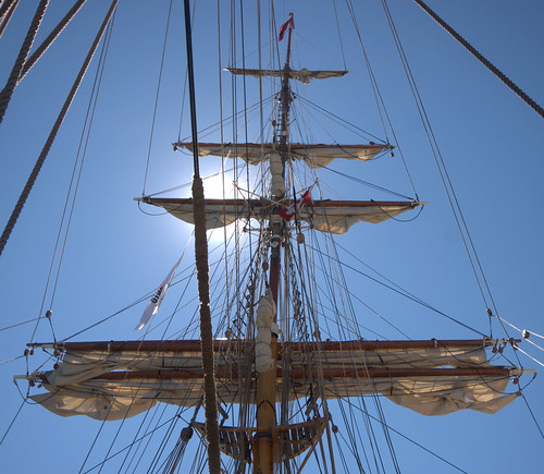 How small can a tall ship be and still be called tall?