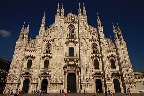Duomo @ Milano, Italy