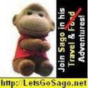 Lets Go Sago! is now a Travel & Adventure Blog