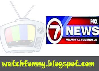 WSVN Fox 7 Miami