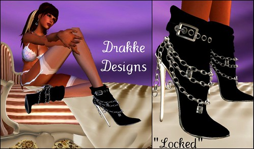BLOG:  Shoe Fair Post #1 - Drakke Designs