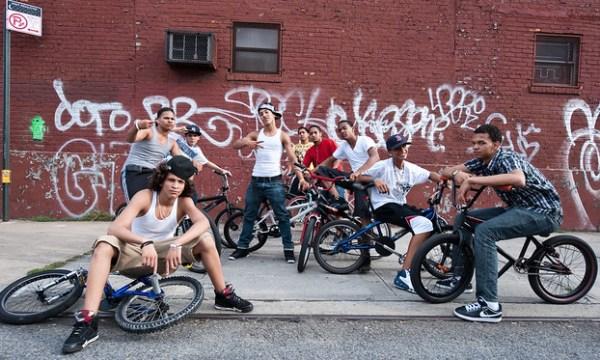 Bushwick Bike kids