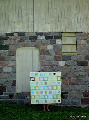 Filmstrip quilt