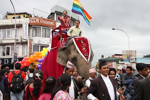 Nepal pride festival 2010